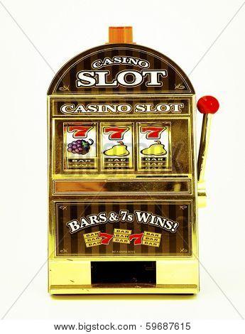 toy slot machine