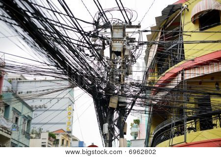 Saigon Electricity