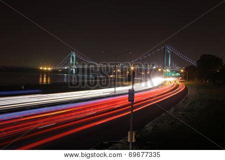 The Verrazano-Narrows Bridge
