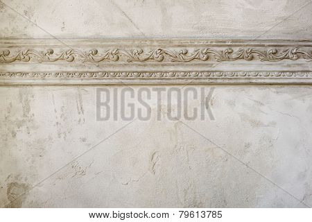 Marble Design Relief Background.