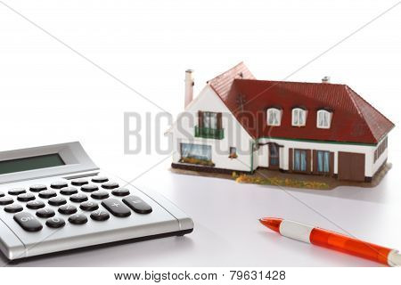 Home And Calculator