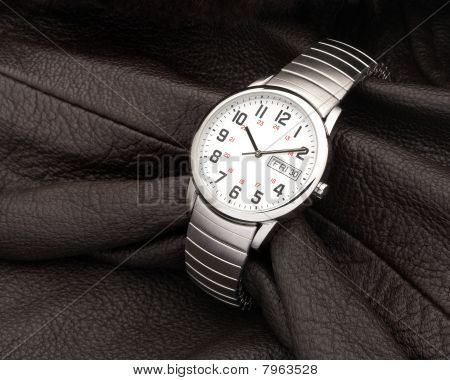 Watch on Leather