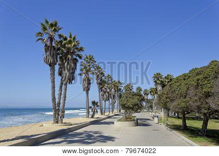 Central Beach, City of San Buenaventura, CA
