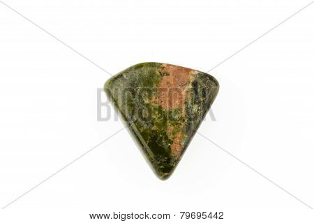 Unakite Natural Gemstone