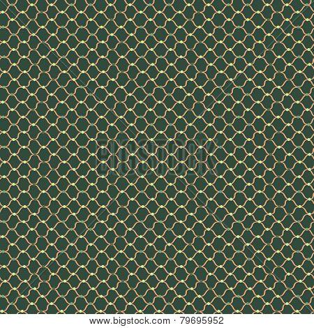 Traditional japanese kimono pattern. Seamless vector illustration. Plain geometric texture.
