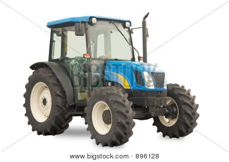 New Medium Sized Tractor