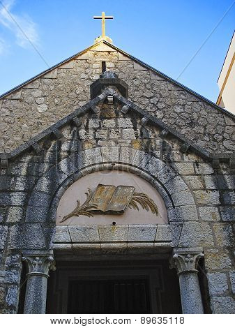 reformatory church fragment