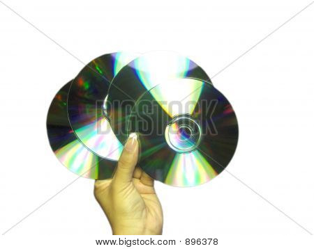 A Deck Of Cd's