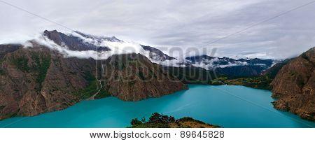 Phoksundo Lake In Dolpo, Nepal