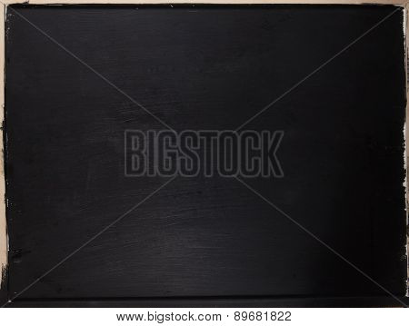 black wood board texture