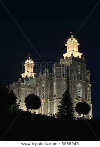 Logan LDS Temple
