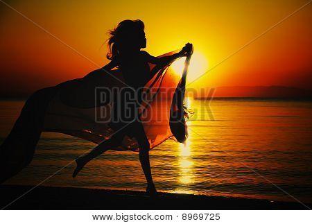 Running On Waves Of Sea