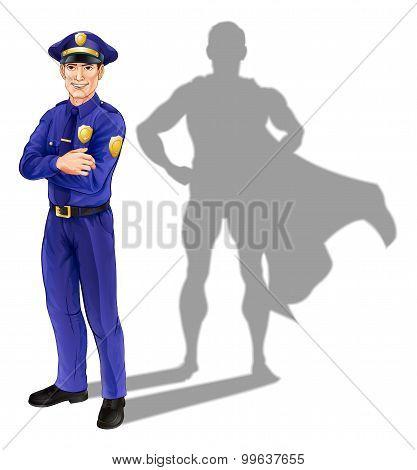 Policeman Hero
