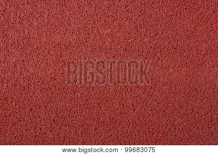 Red Non-slip Rubber Pads.