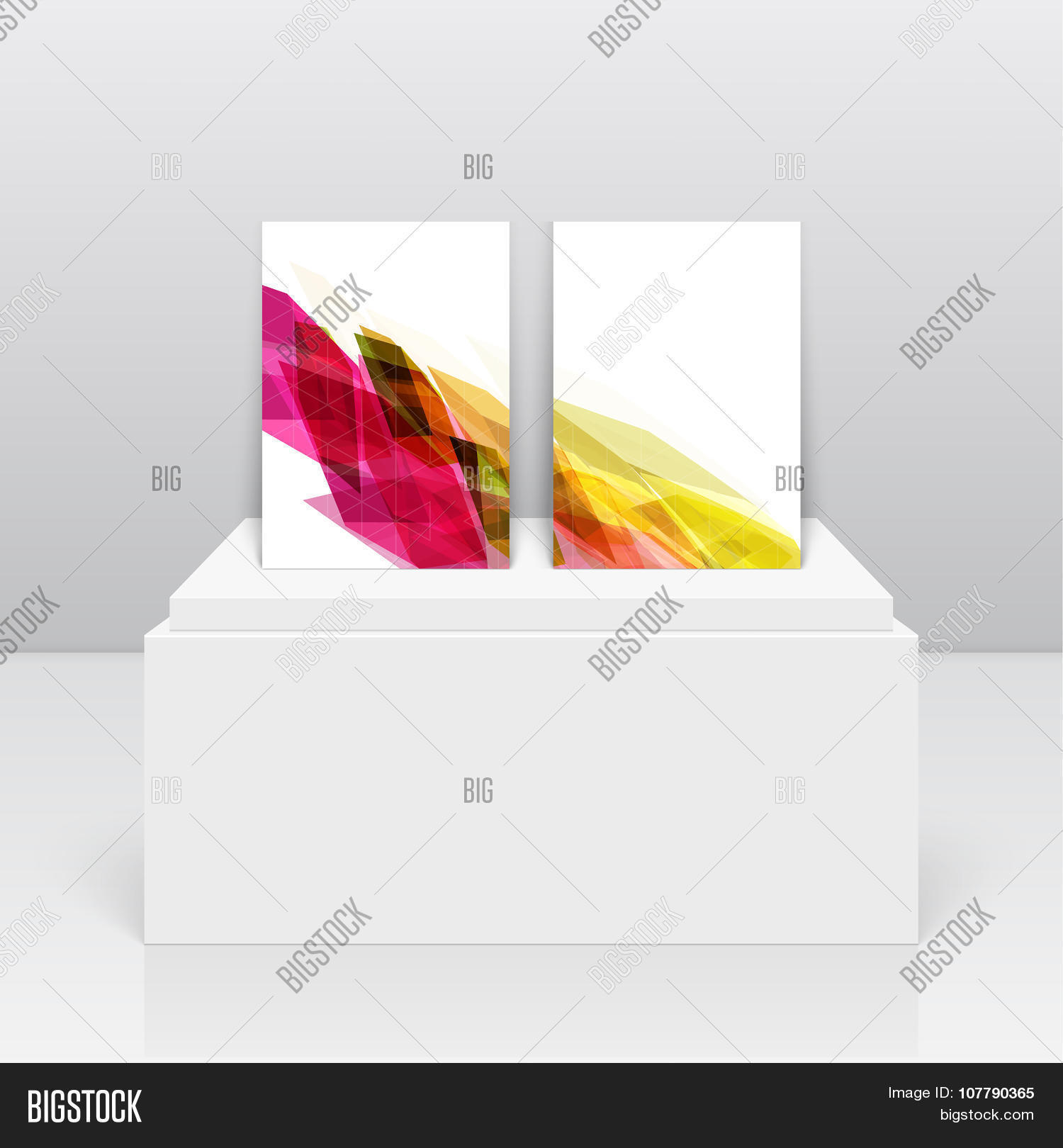 Empty Blank On Podium Vector & Photo (Free Trial) | Bigstock