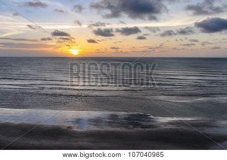 Sunset In Jericoacoara, Brazil