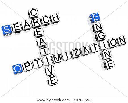 Seo Marketing Crossword