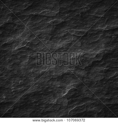 black slate texture background pattern.