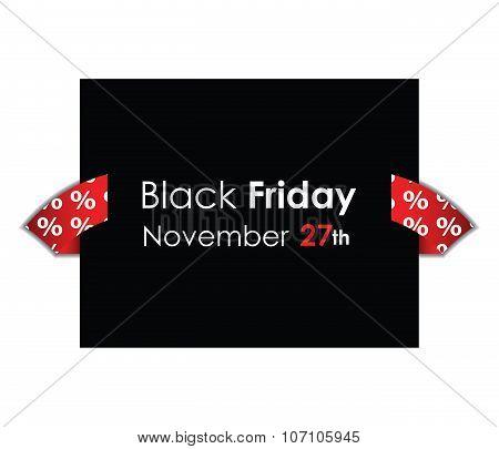 special black friday background, eps10, vector design