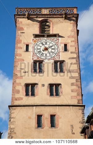 Strassbourg, main town of the Alsace region, France