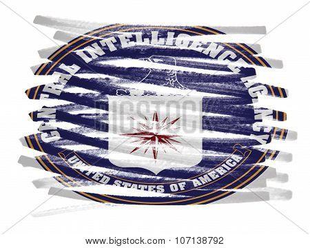 Flag Illustration - Cia