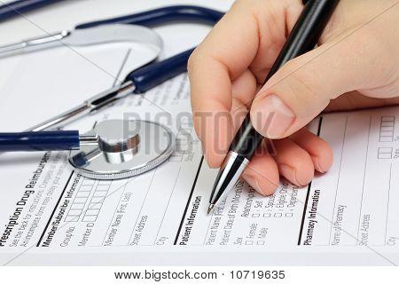 Rx Patient Info