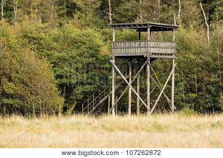 Birdwatching Tower
