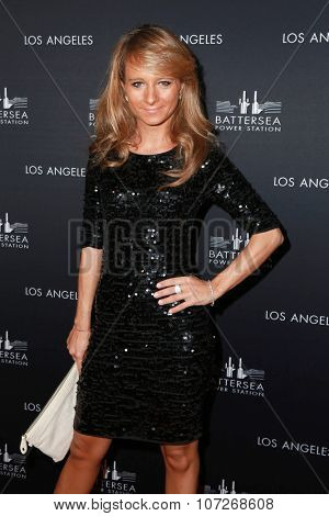 LOS ANGELES - NOV 6:  Maria Elena Infantino at the Battersea Power Station Global Launch Party at the The London on November 6, 2014 in West Hollywood, CA