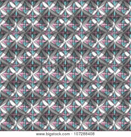 Geometric Pattern Wallpaper