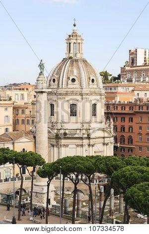 ROME, ITALY - OCTOBER 27