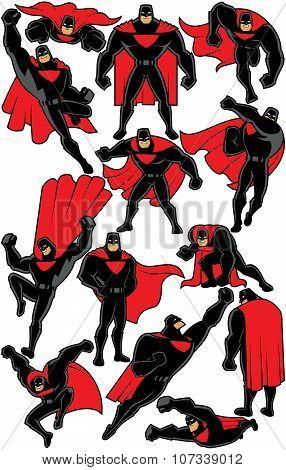 Superhero Set 2