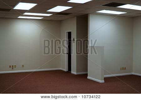 Empty Office Space