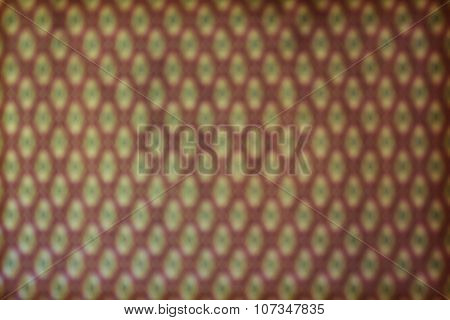 Classic and vintage blurred background in  diamond-shape quadrangle pattern