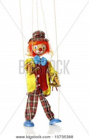 Strung-out Clown