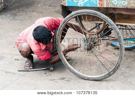 Three Wheeler Repair