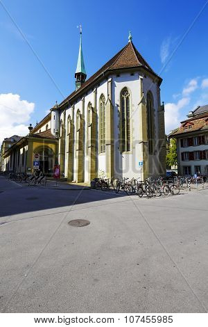The French Church In Bern