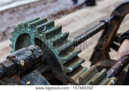Gears Winch