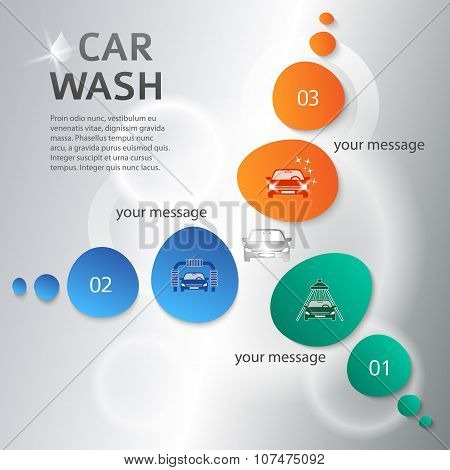 Car-wash-brochure-page-background-with-steel-bulb