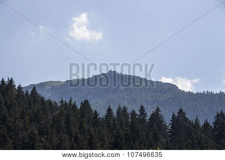 Eagle's Nest At The Kehlstein, Obersalzberg In Germany, 2015