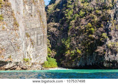 Thailand Rockface