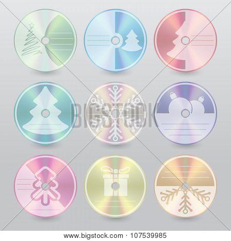 Cd Dvd Blu Ray Christmas Cover Designs