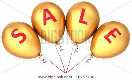 Sale decoration balloons