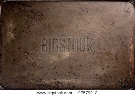 Old Baking Sheet Texture