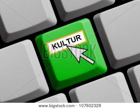 Culture Online In German Language