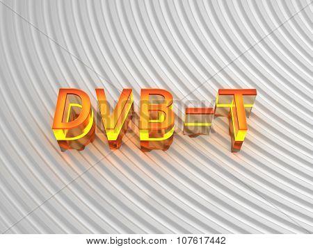DVB - T (Digital Video Broadcasting - Terrestrial)