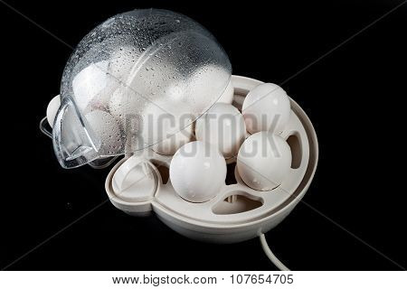 Electric Egg Boiler For House Preparation