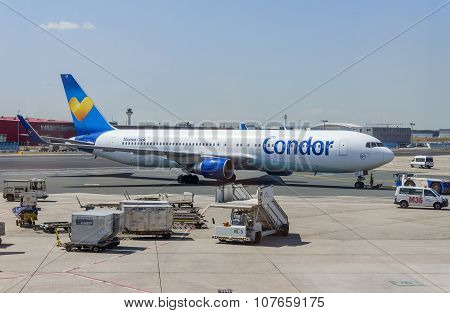 Aircraft Of Condor Airlines