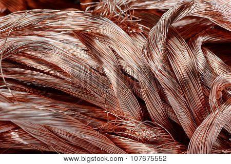Srap-metal Copper Wire