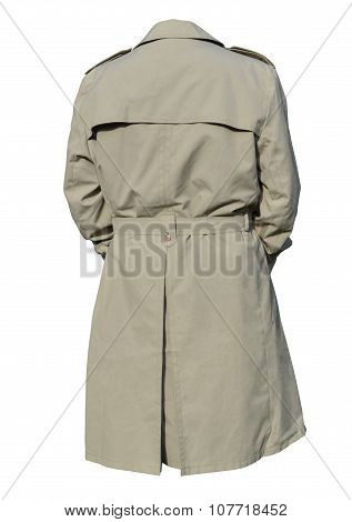 Male Trench Coat