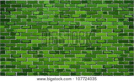 Green Brick Wall.eps
